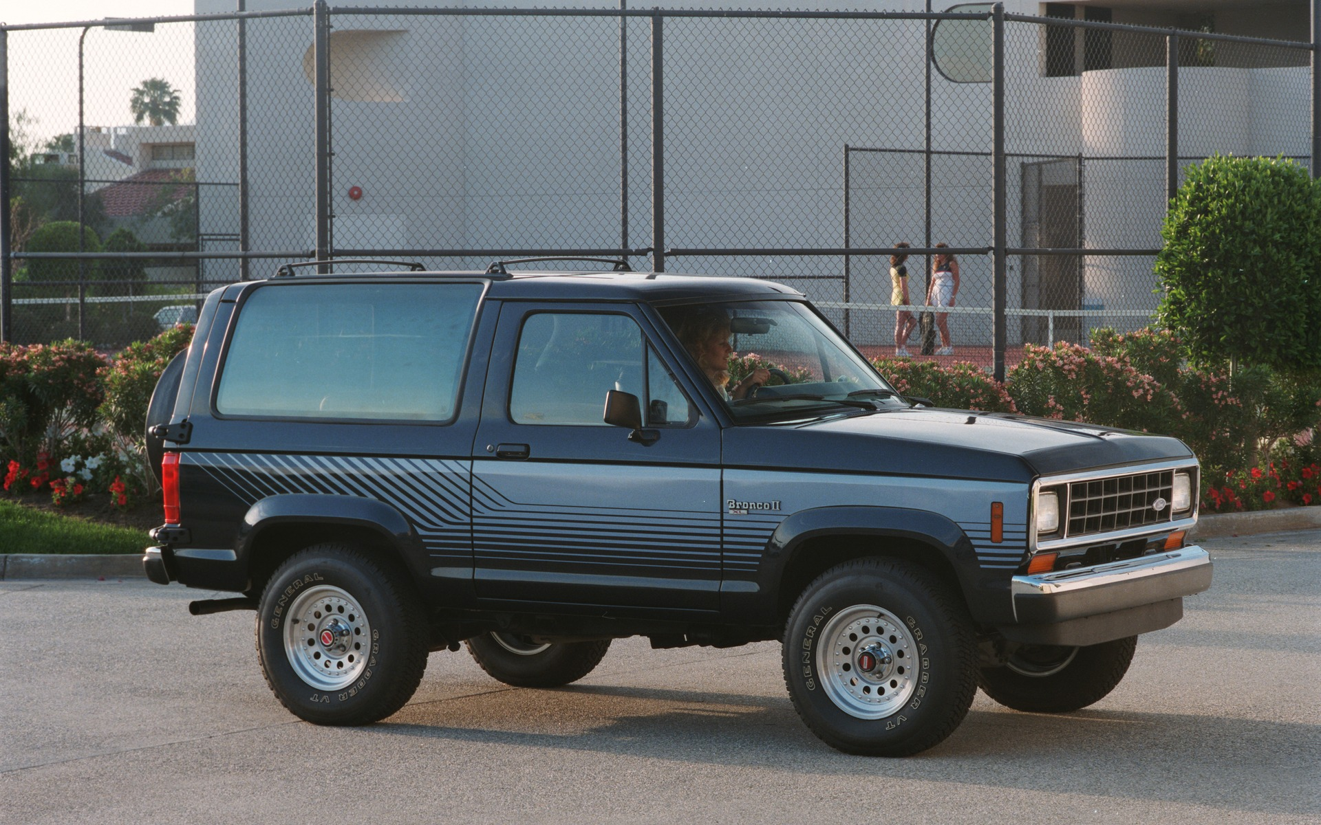 <p>Ford Bronco II 1988</p>