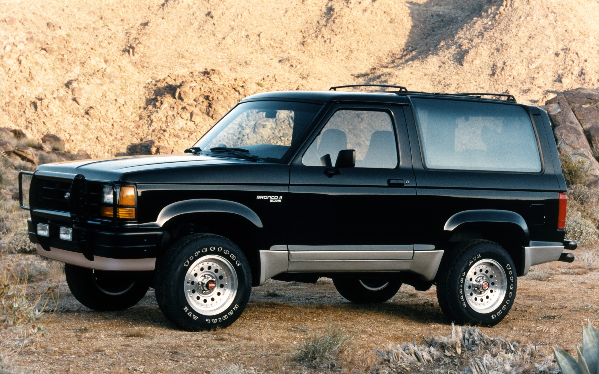 <p>Ford Bronco II XL 1989</p>