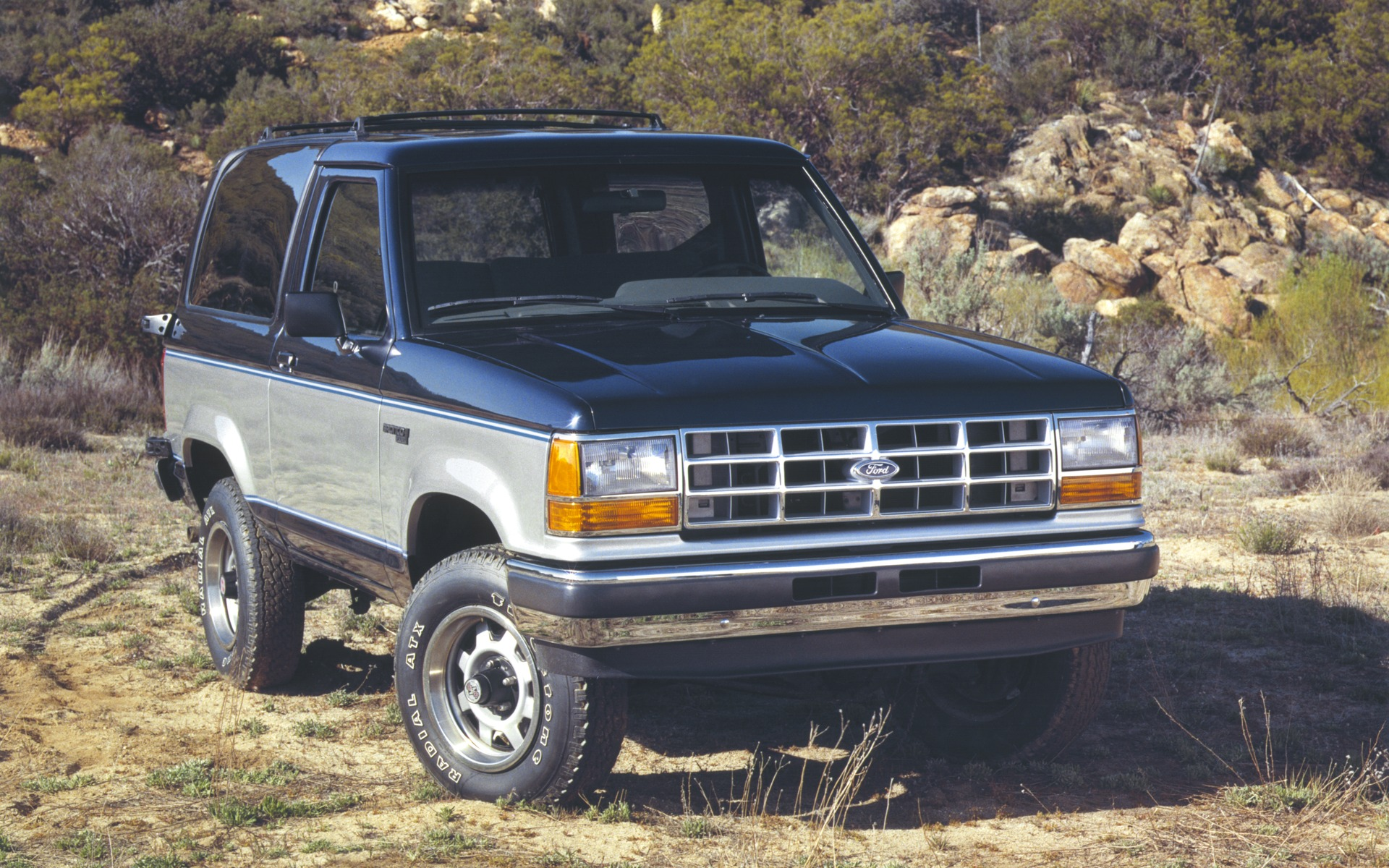 <p>Ford Bronco II 1989</p>