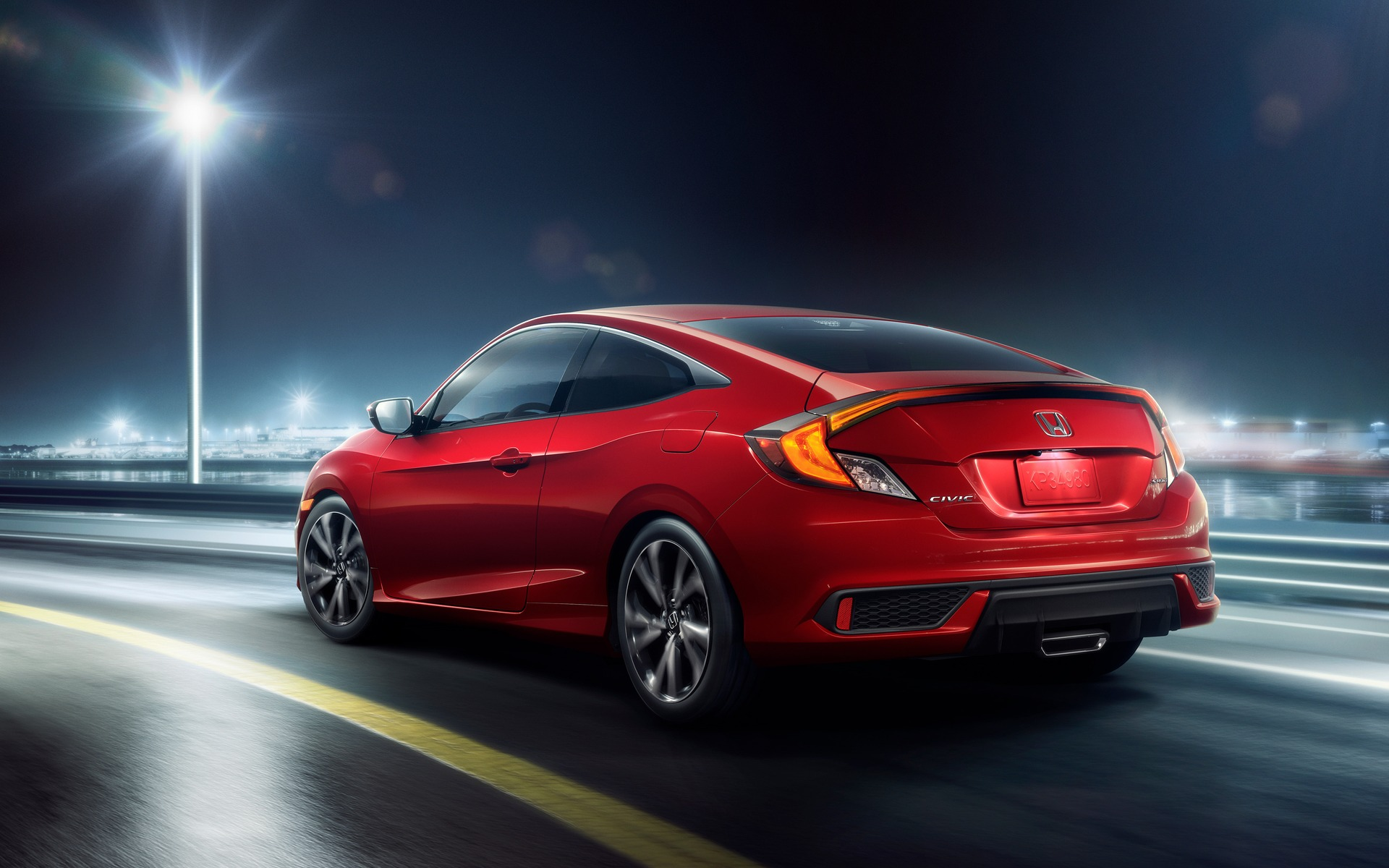 Sedan Vs Coupe >> 2019 Honda Civic Sedan and Coupe: Refreshed Styling and New Sport Trim - 3/3