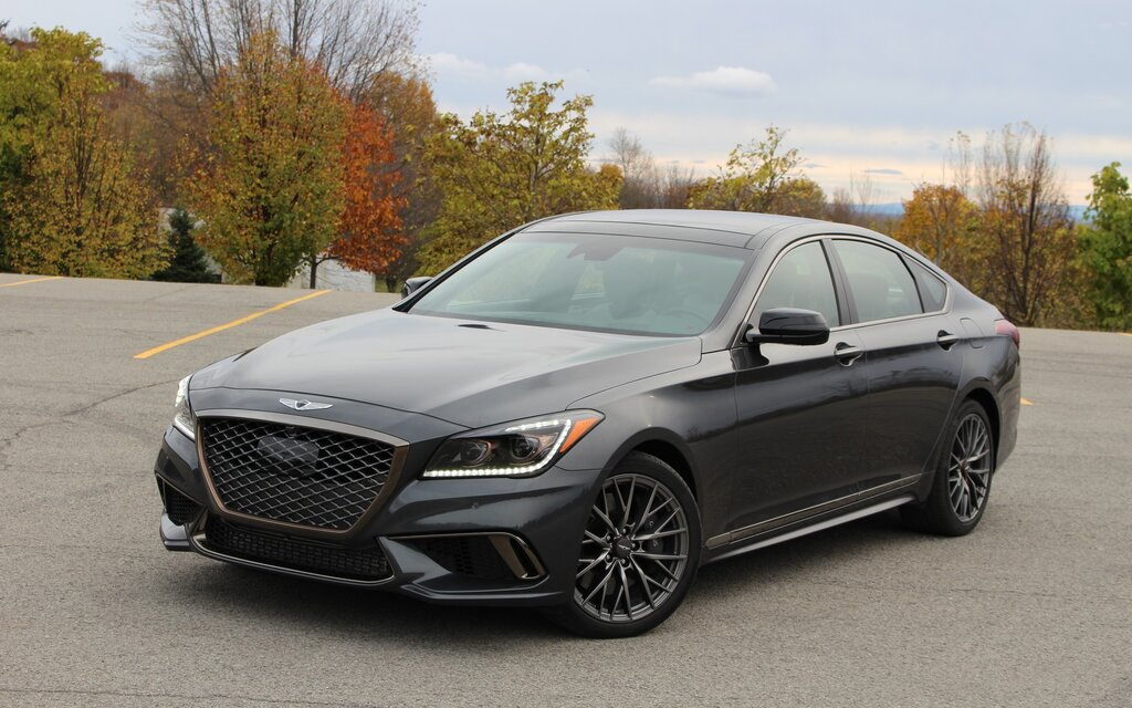 Infiniti Pre Owned >> 2018 Genesis G80: the Luxury Without the Prestige - The Car Guide
