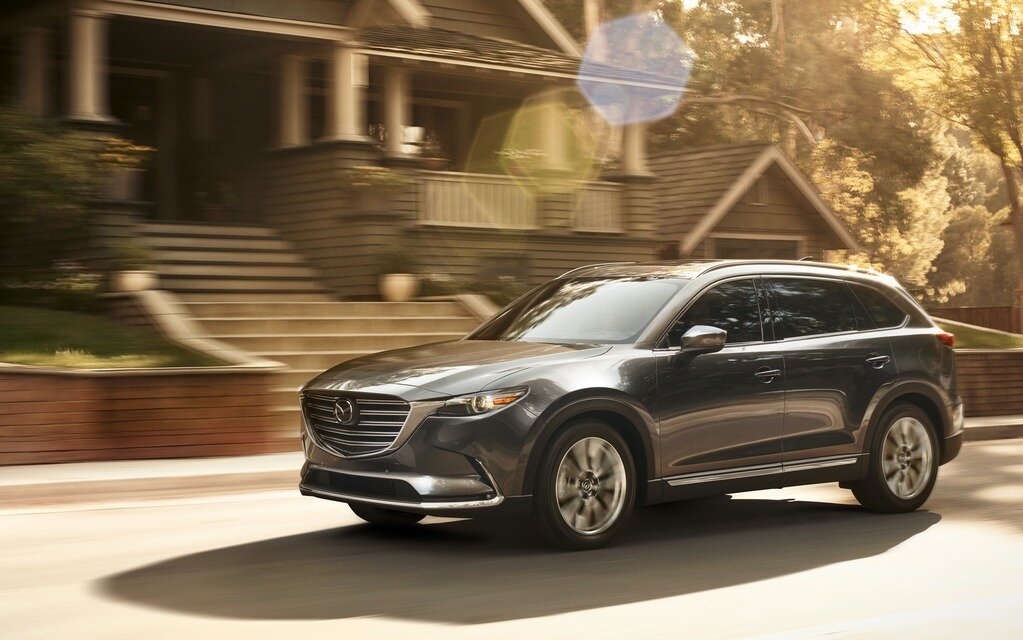 New Features For The 2019 Mazda Cx 9 The Car Guide