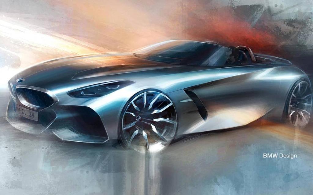 BMW Z4 First Edition