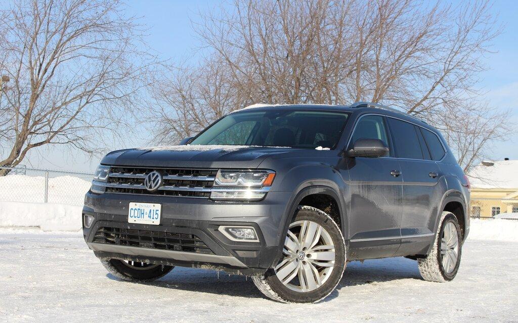 2018 Volkswagen Atlas: Conquering America