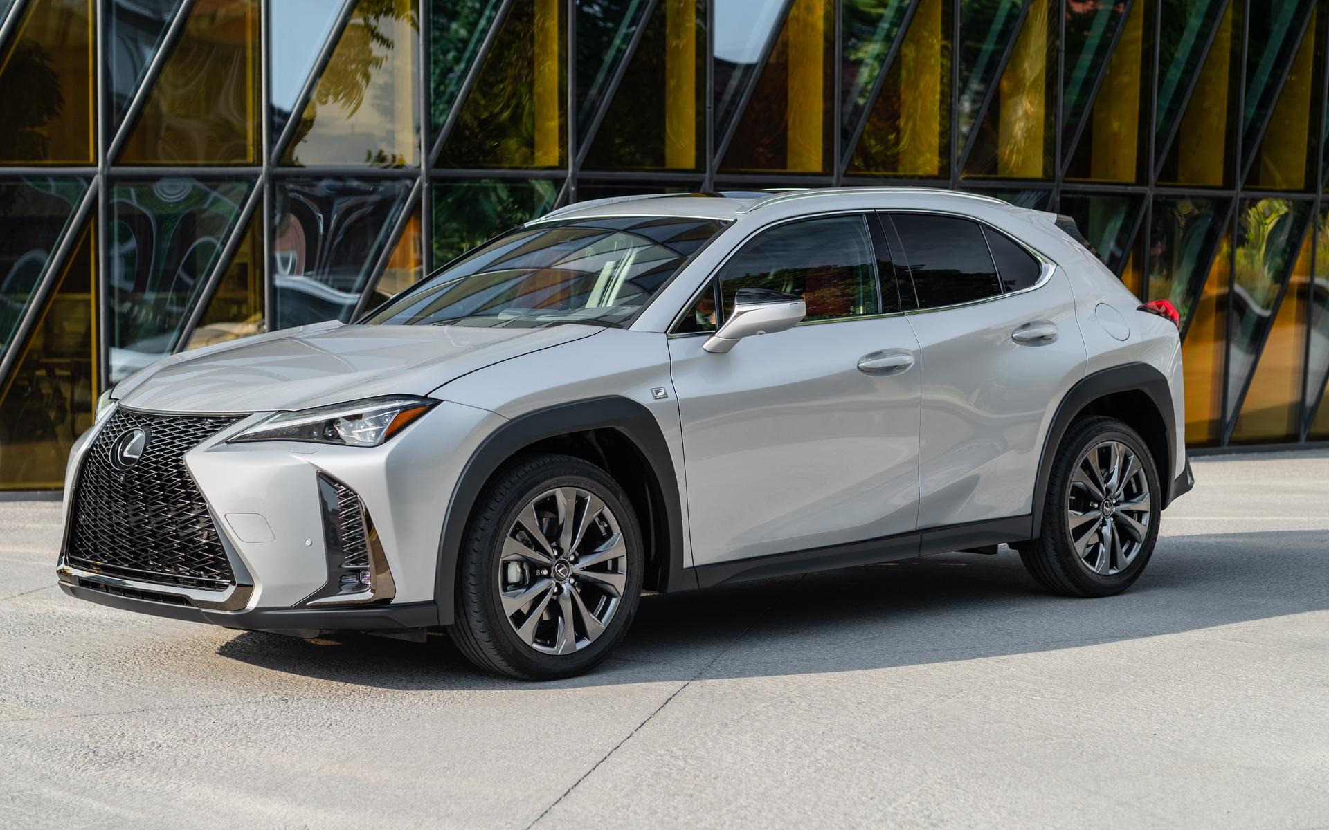 Lexus UX 2019 : tout ce qu'il faut savoir si ce modèle vous intéresse 347036_2019_Lexus_UX