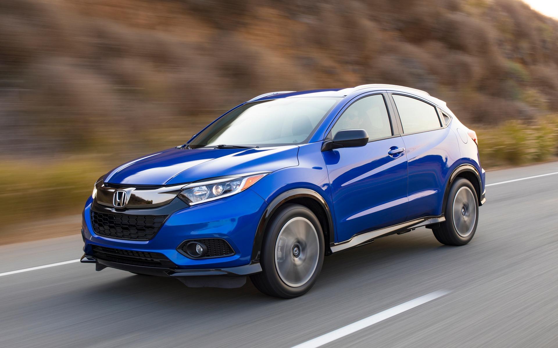 Honda HR-V 2019 : aperçu - Guide Auto