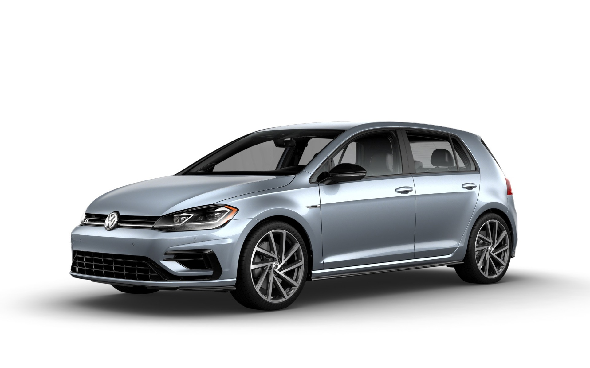 Canada >> The 40 Colours of the 2019 Volkswagen Golf R - 37/43