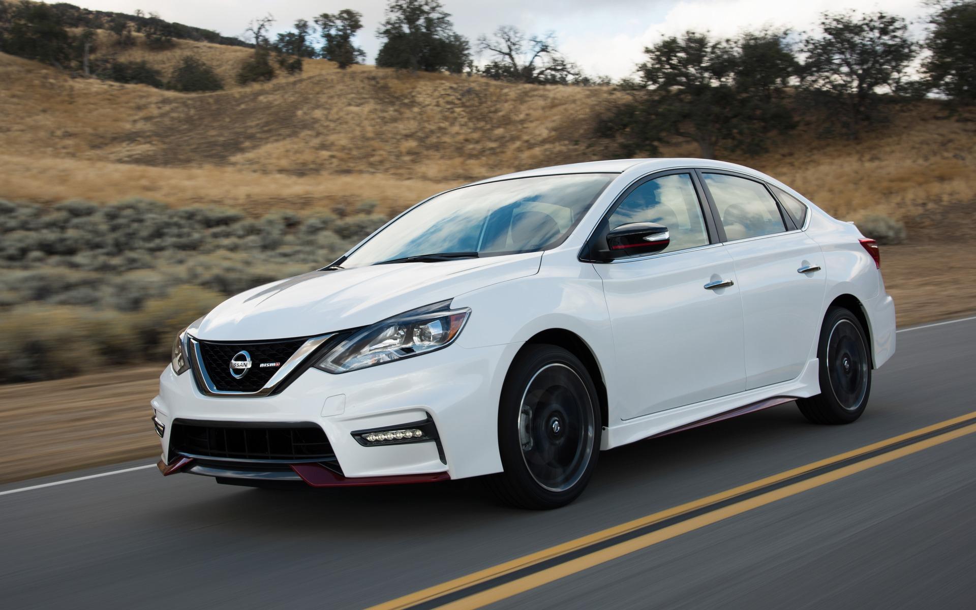 <p>Nissan Sentra</p>