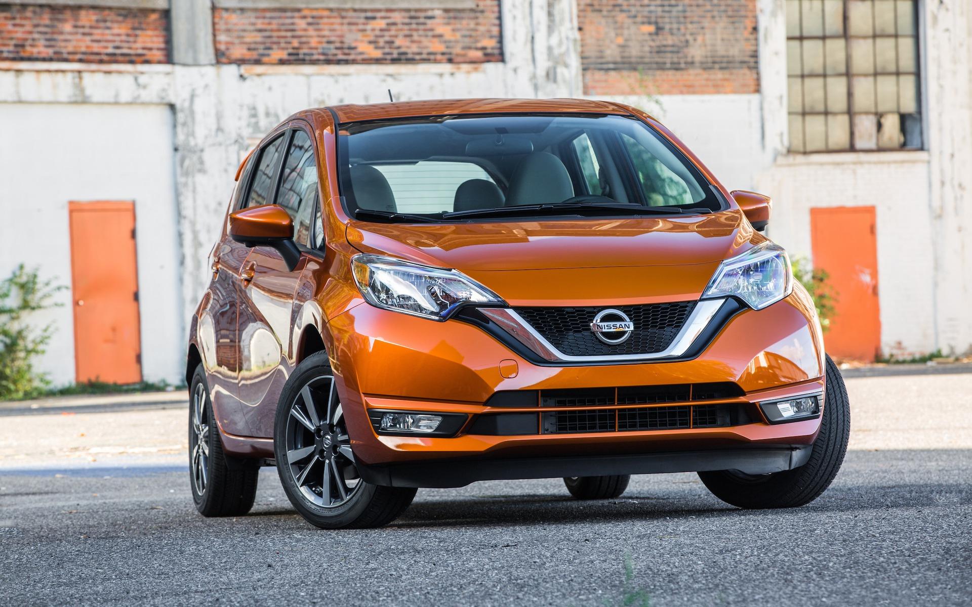 <p>Nissan Versa Note</p>