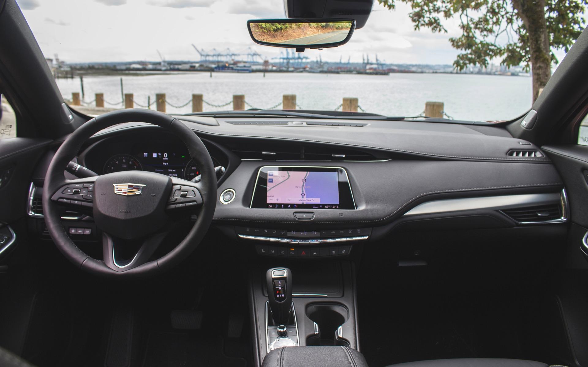 Cadillac XT4 2019 : la tâche colossale de rajeunir une marque 347951_2019_Cadillac_XT4