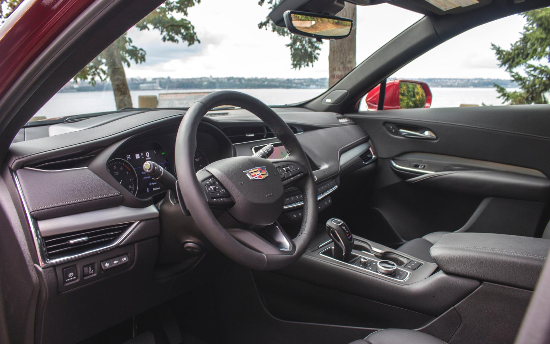 Cadillac XT4 2019 : la tâche colossale de rajeunir une marque 347952_2019_Cadillac_XT4