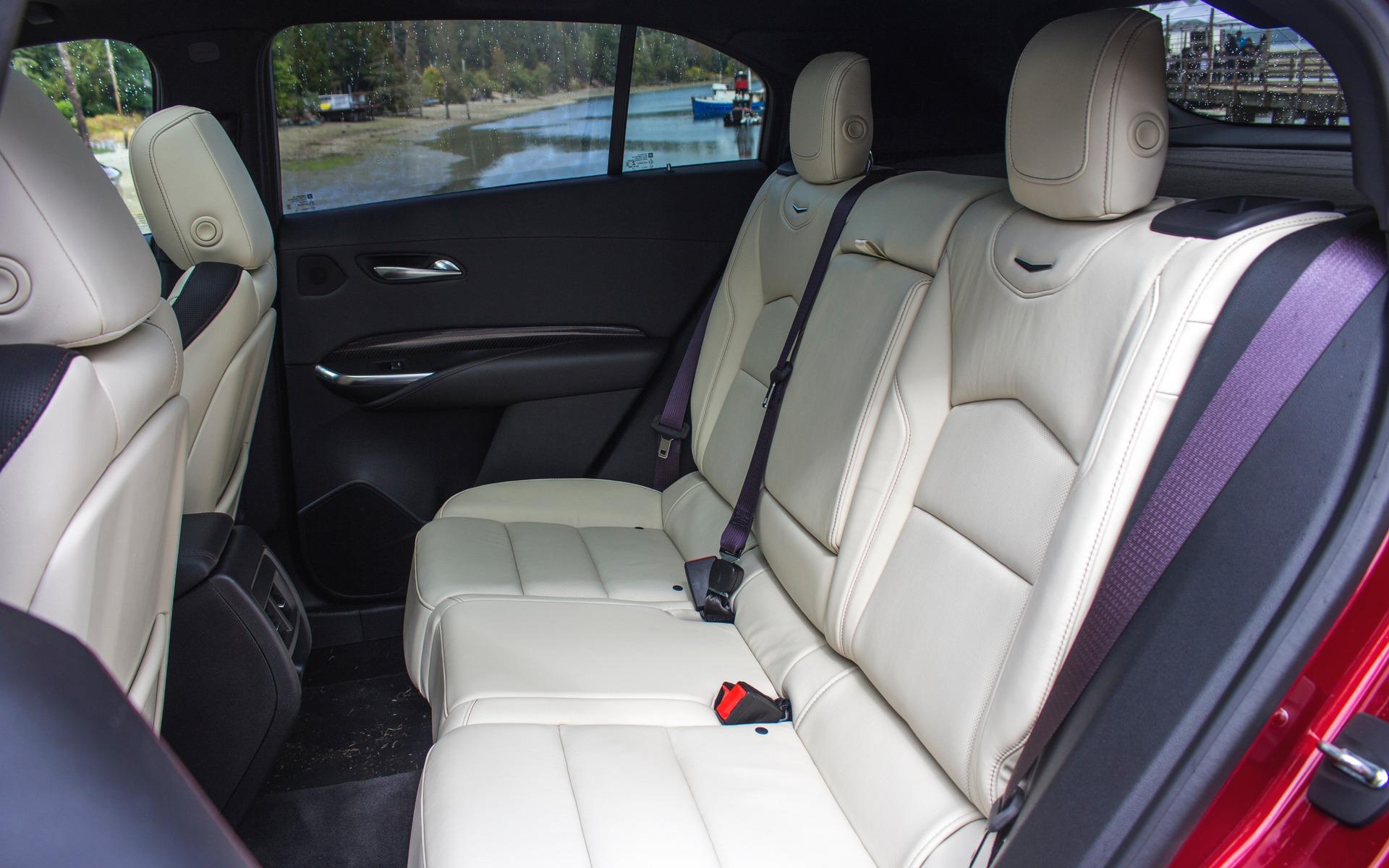 Cadillac XT4 2019 : la tâche colossale de rajeunir une marque 347959_2019_Cadillac_XT4