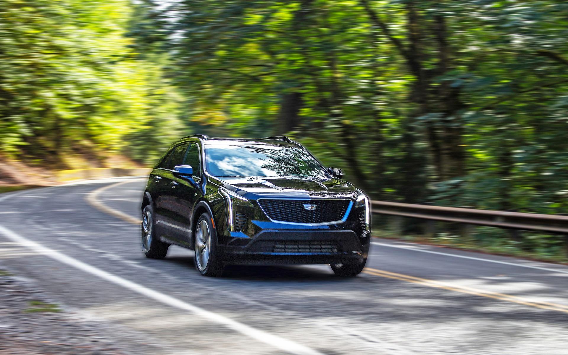 Cadillac XT4 2019 : la tâche colossale de rajeunir une marque 348166_2019_Cadillac_XT4