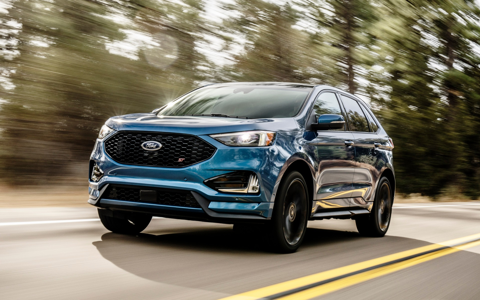 Artificial intelligence would help improve fuel consumption for the 2019 ford edge