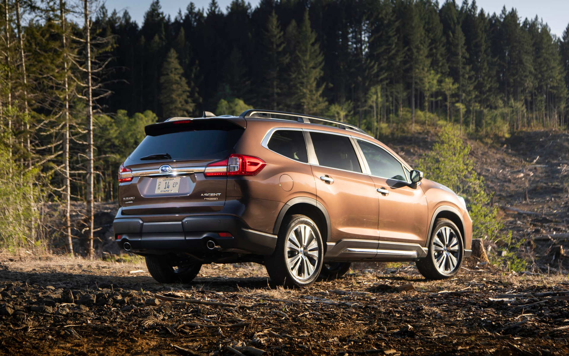 Subaru Ascent 2019 : beaucoup plus sérieux 348498_Subaru_Ascent_2018