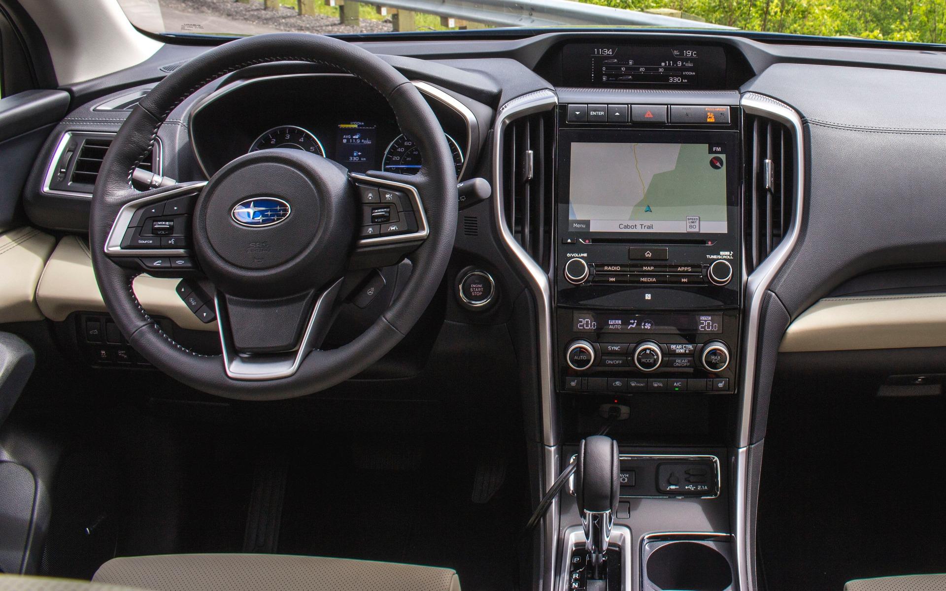 Subaru Ascent 2019 : beaucoup plus sérieux 348511_Subaru_Ascent_2018