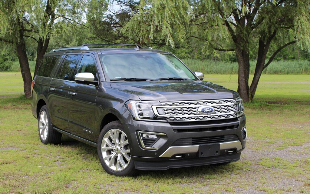 ford expedition max 2018 plus gros que gros guide auto. Black Bedroom Furniture Sets. Home Design Ideas