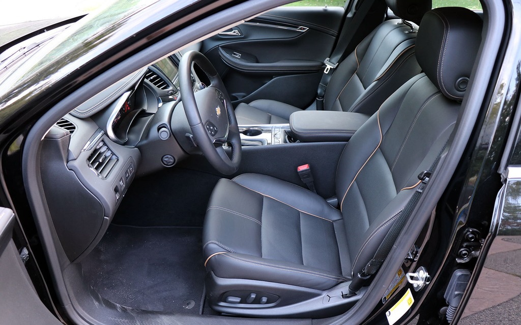 Chevrolet Impala 2018 : tranquille... 348623_Chevrolet_Impala_2018