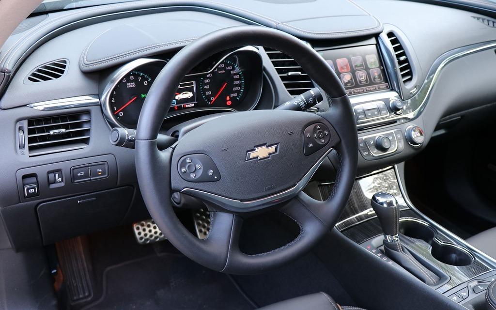 Chevrolet Impala 2018 : tranquille... 348626_Chevrolet_Impala_2018