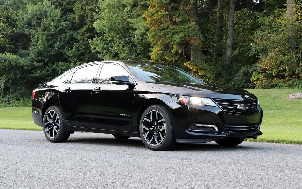 Chevrolet Impala 2018 : tranquille... 348634_Chevrolet_Impala_2018