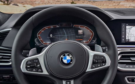 Top 10 New Features of the 2019 BMW X5 - 2/11