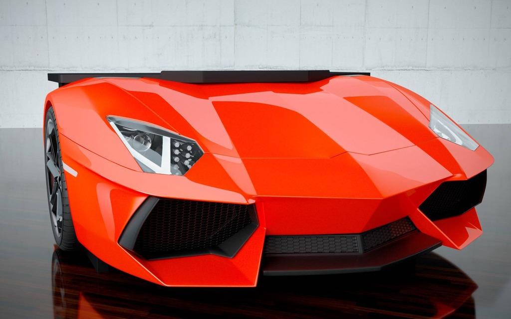 Lamborghini AventadorÇa Fait DitGuide D'une Auto Un Bureau Vous gfYb6y7v