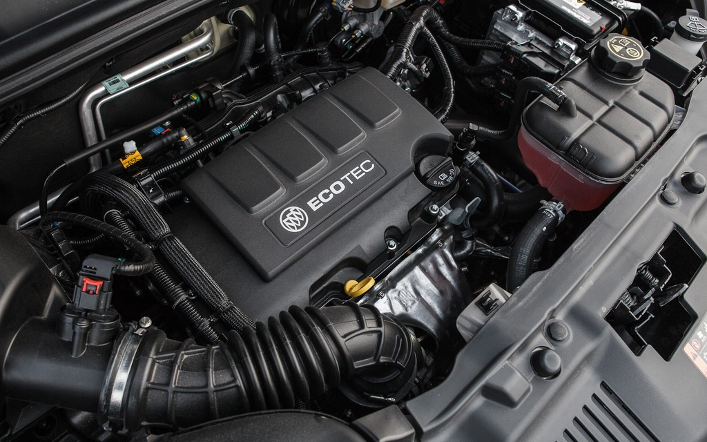 Buick Encore 2019 : aperçu 349210_2019_Buick_Encore