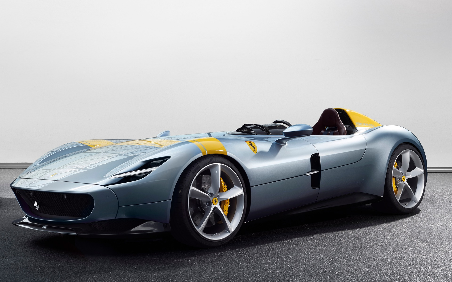 Ferrari Unveils The Very Exclusive Monza Sp1 And Monza Sp2