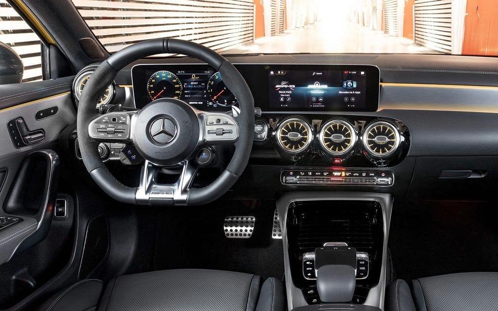 Confirmé : la Mercedes-AMG A 35 sera commercialisée au Canada! 349623_2019_Mercedes-Benz_A-Class