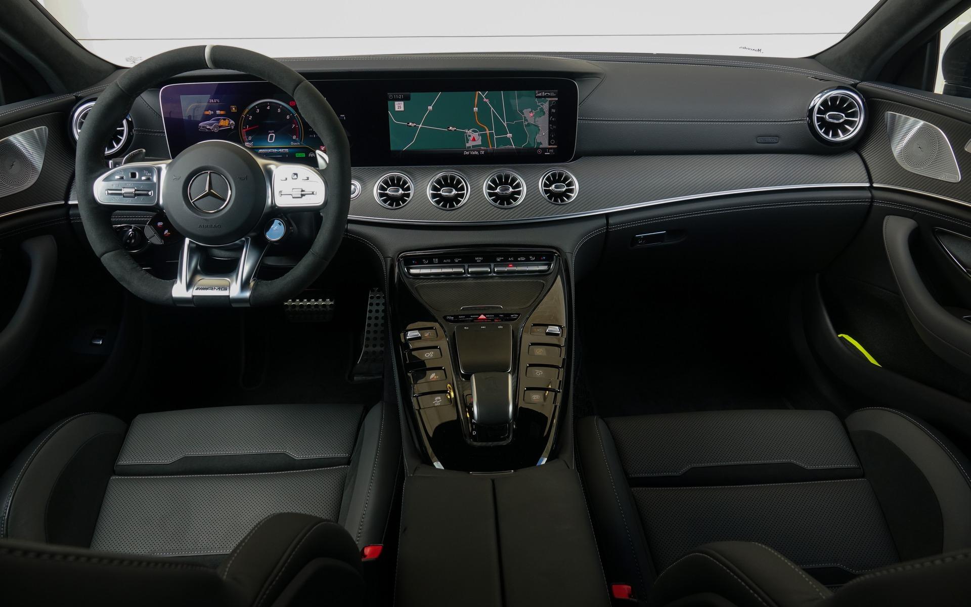<p>Mercedes-AMG GT 53 Coup&eacute; 4 portes 2019</p>