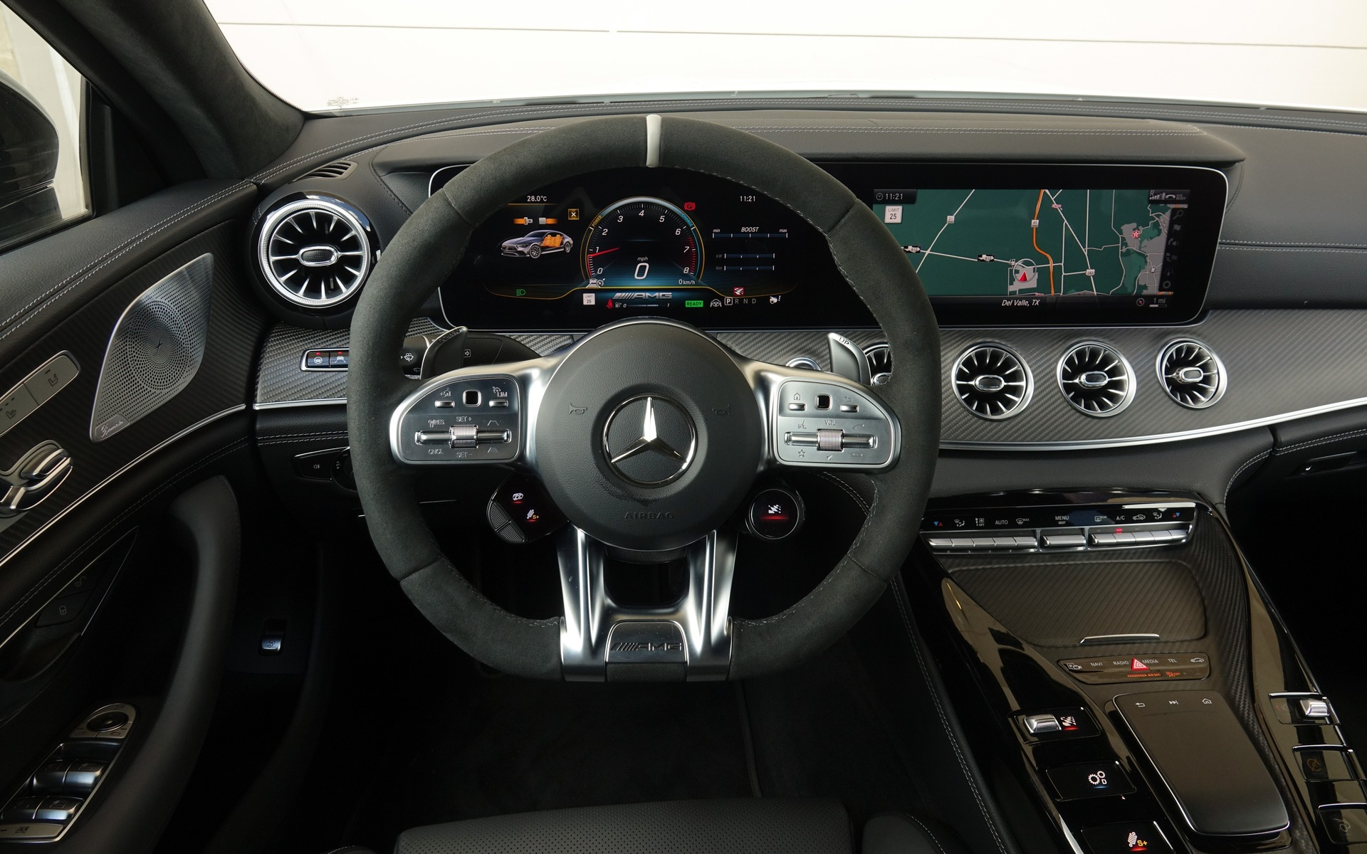 <p>Mercedes-AMG GT 53 Coupé 4 portes 2019</p>