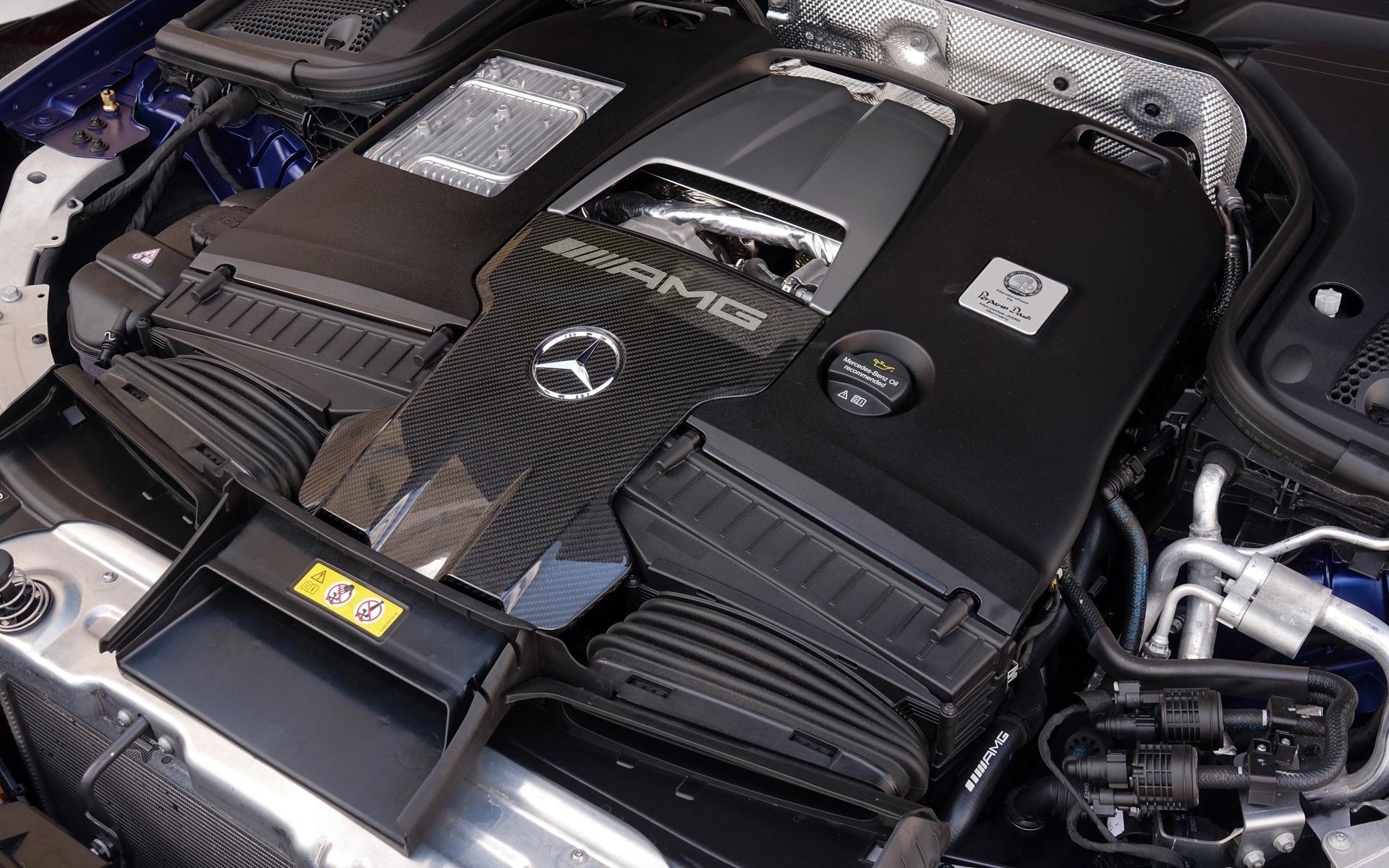 Mercedes-AMG GT coupé 4 portes 2019 : tous les angles bien couverts 349731_2019_Mercedes-Benz_AMG_GT