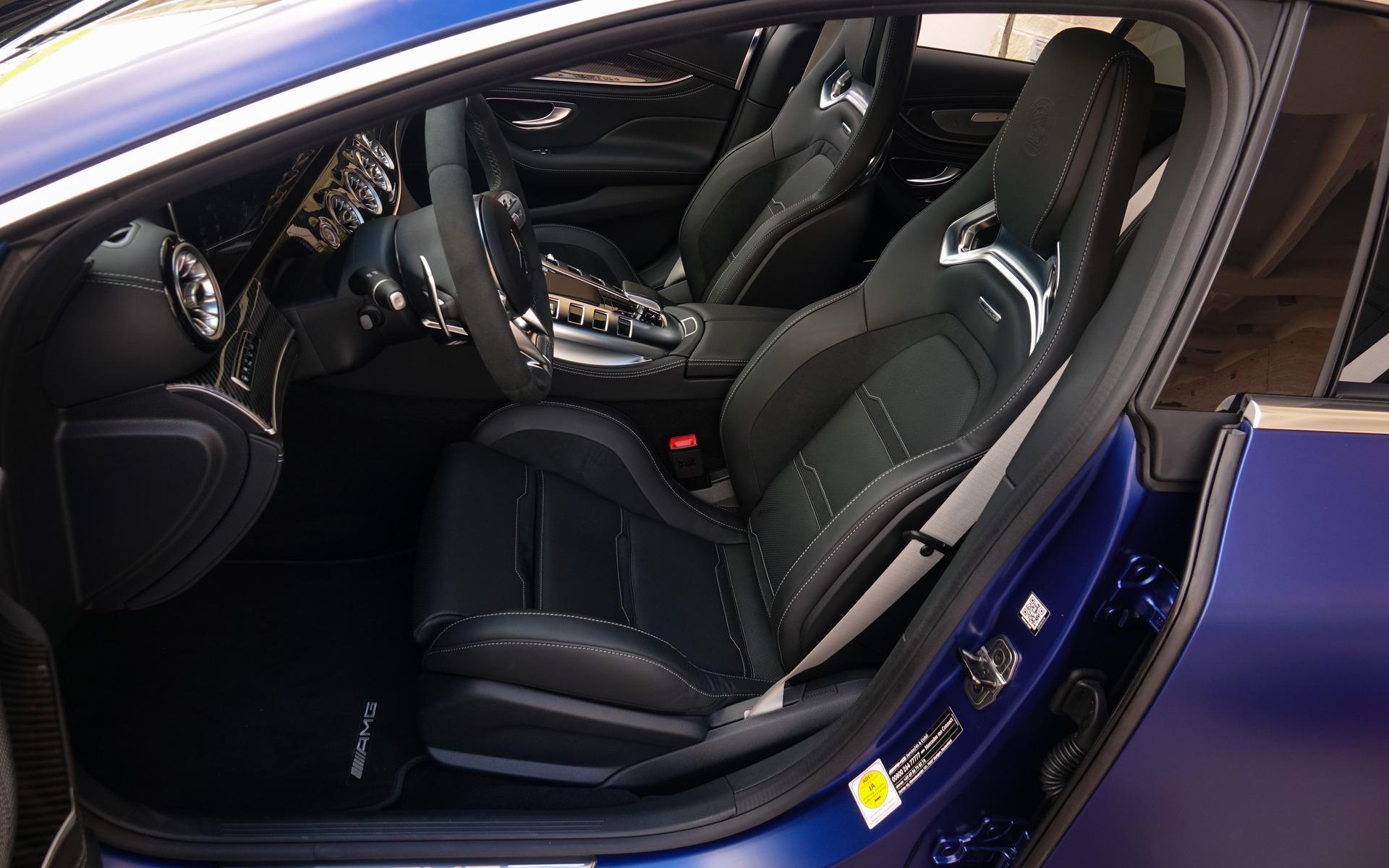 <p>Mercedes-AMG GT 63 S Coup&eacute; 4 portes 2019</p>