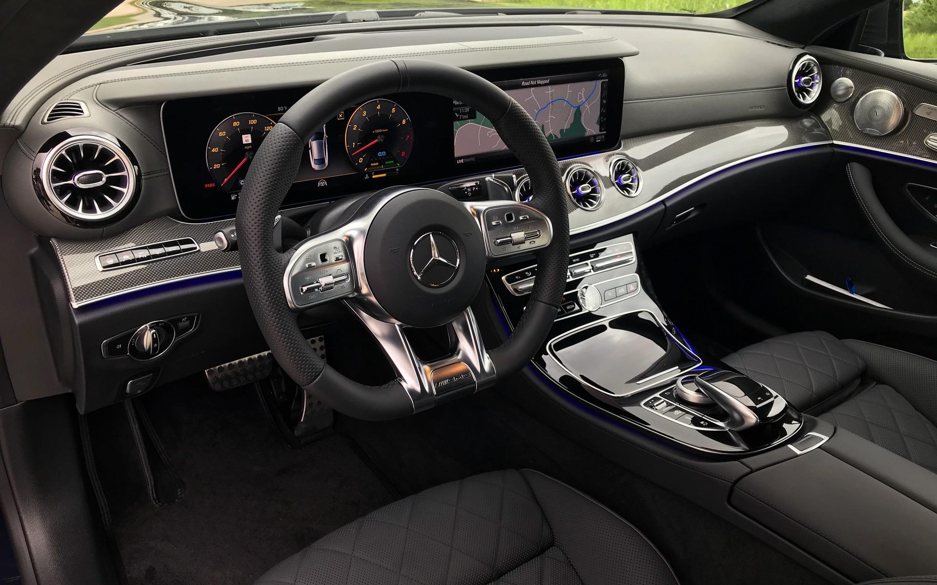 Mercedes-AMG E 53 coupé 2019 : plaisir et surprise 349880_2019_Mercedes-Benz_E-Class
