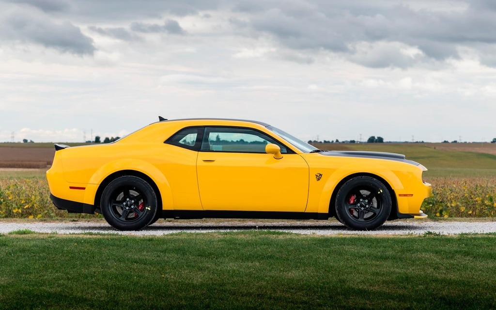 Le pilote américain Michael Andretti vend sa Dodge Challenger SRT Demon 349894_Le_pilote_americain_Michael_Andretti_vend_sa_Dodge_Challenger_SRT_Demon