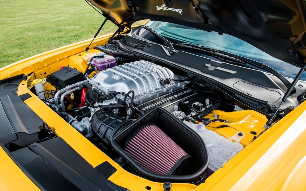 Le pilote américain Michael Andretti vend sa Dodge Challenger SRT Demon 349896_Le_pilote_americain_Michael_Andretti_vend_sa_Dodge_Challenger_SRT_Demon