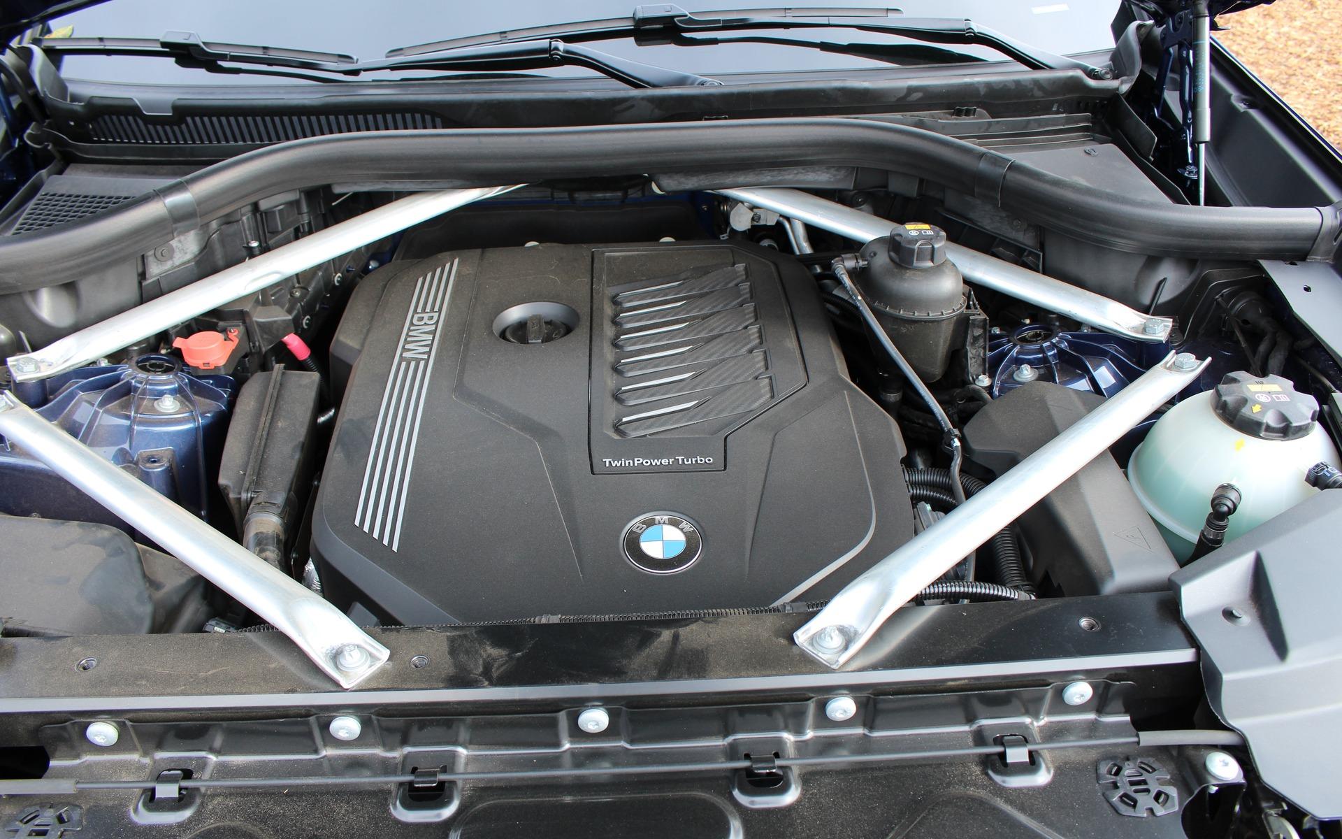 BMW X5 2019 : évolution technologique 349912_2019_BMW_X5