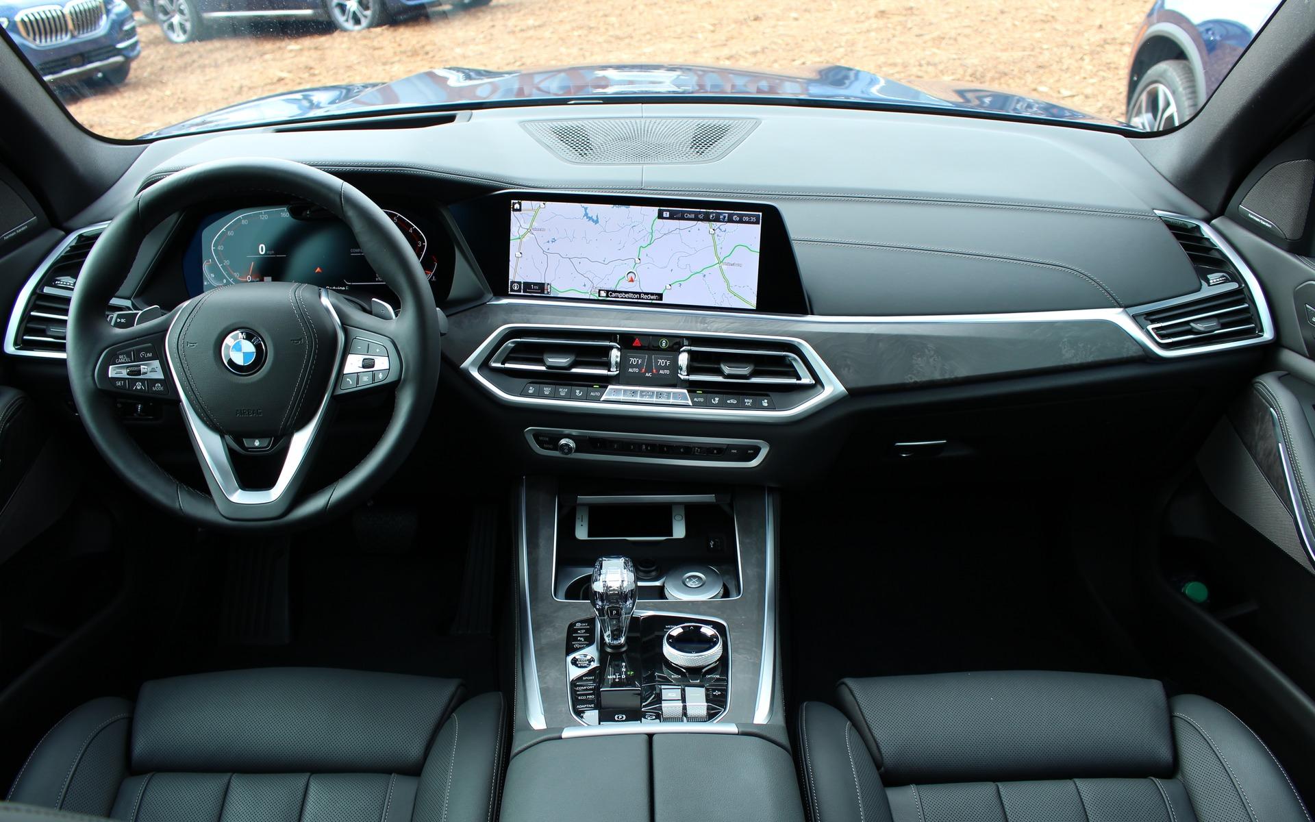 BMW X5 2019 : évolution technologique 349916_2019_BMW_X5
