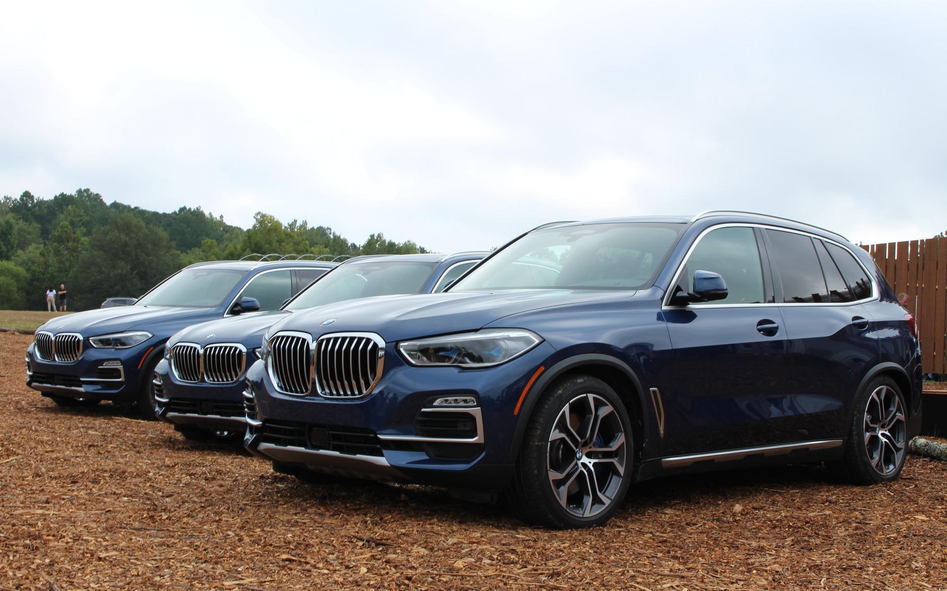 BMW X5 2019 : évolution technologique 349937_2019_BMW_X5