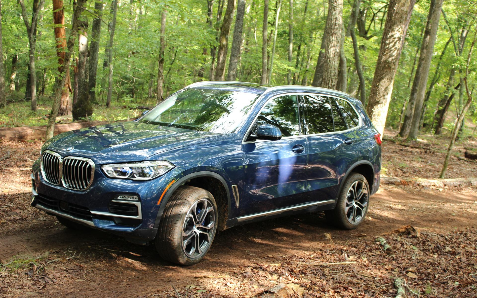 BMW X5 2019 : évolution technologique 349940_2019_BMW_X5