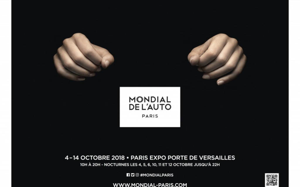 2018 Mondial de l'automobile de Paris