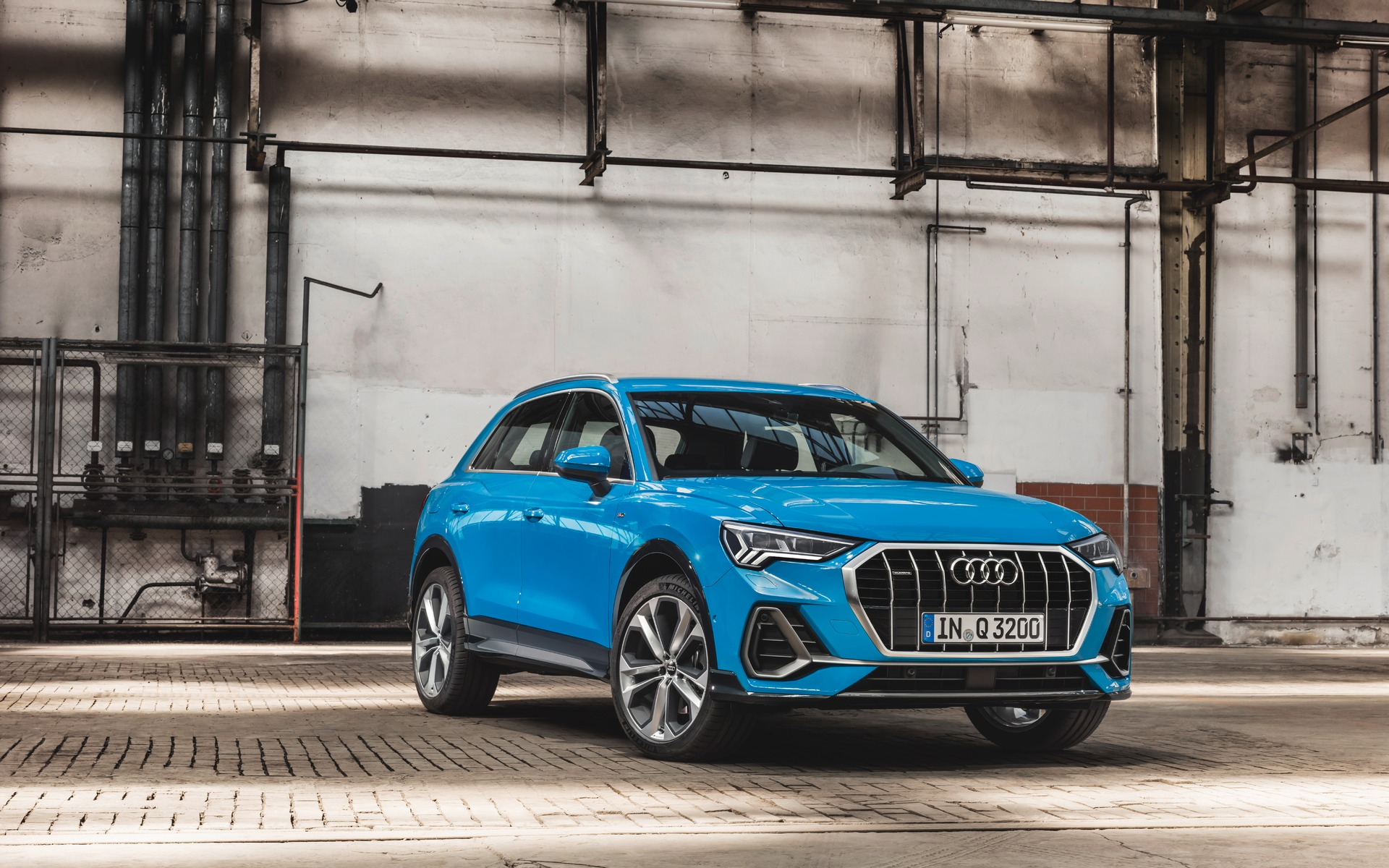 2019 Audi Rs Q3 On Its Way To North America The Car Guide