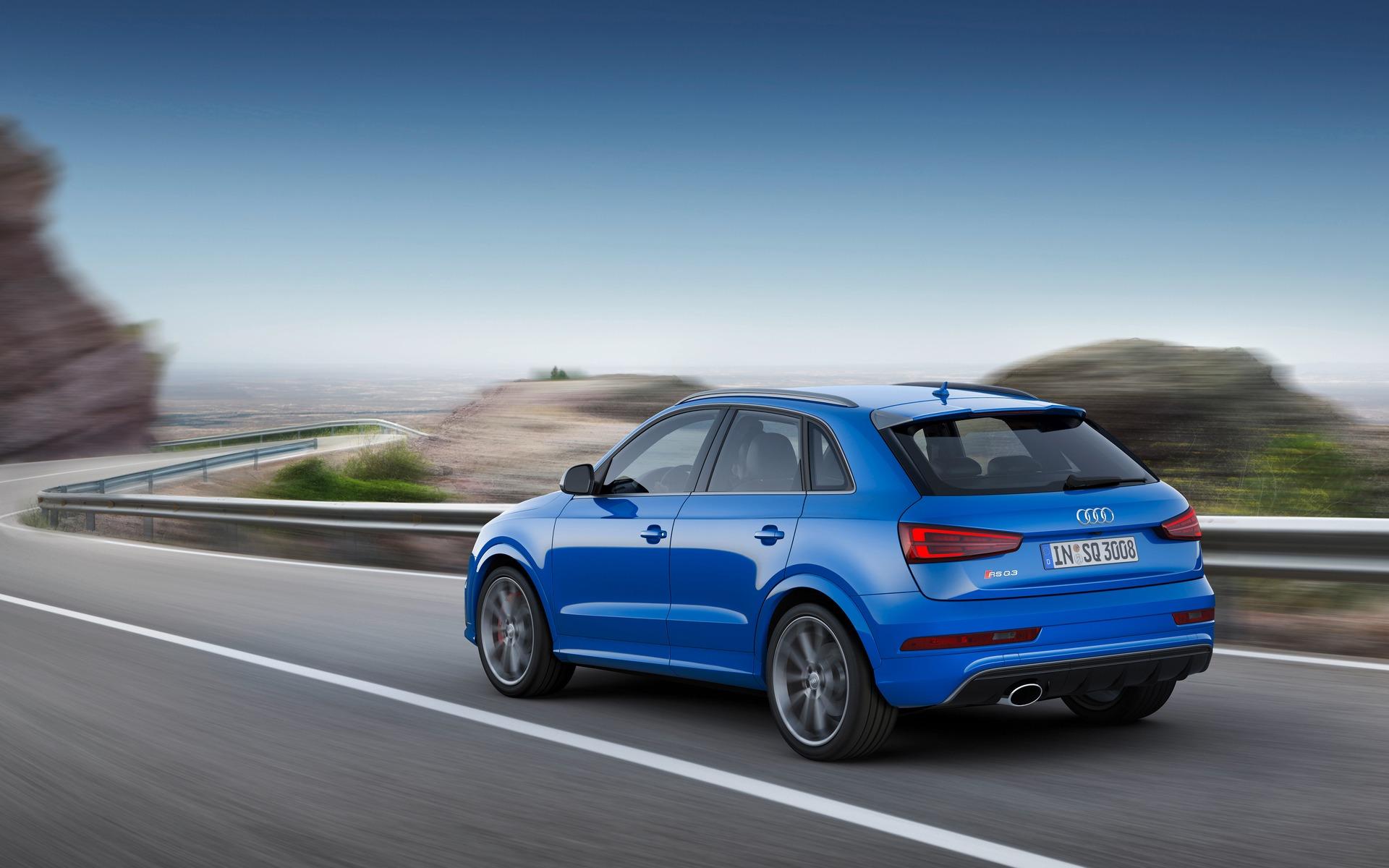 <p>Audi RS Q32016 </p>