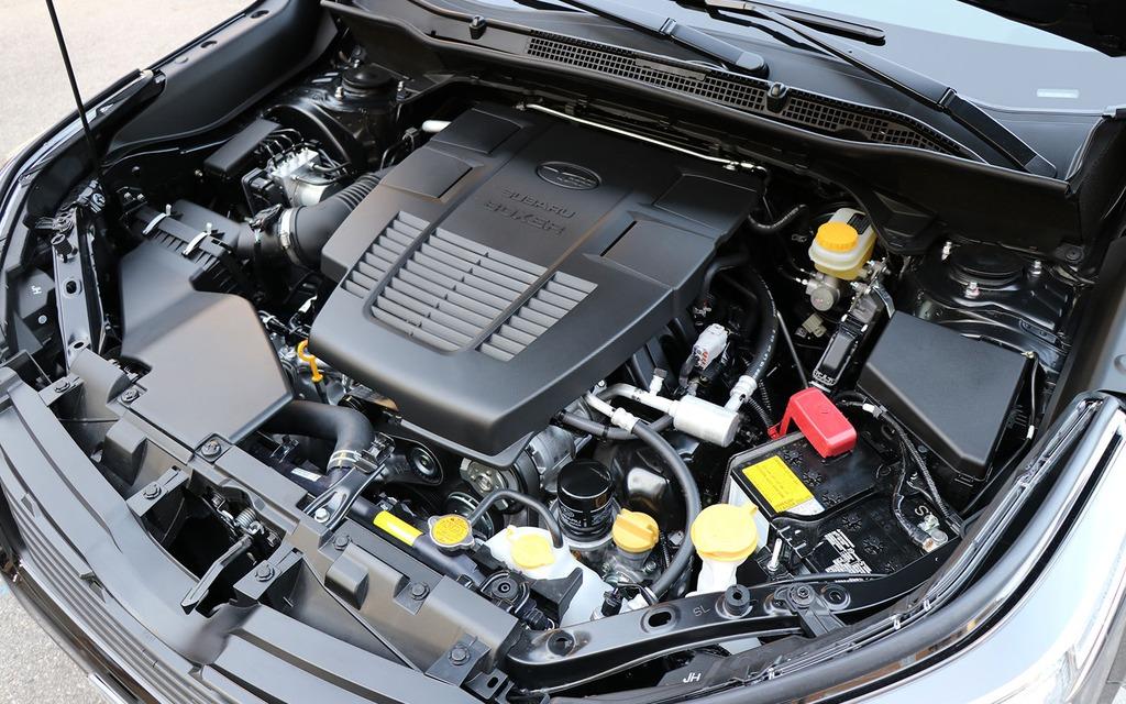 Subaru Forester 2019 : la faute de l'Oncle Sam 350243_Subaru_Forester_2019_la_faute_de_l_Oncle_Sam