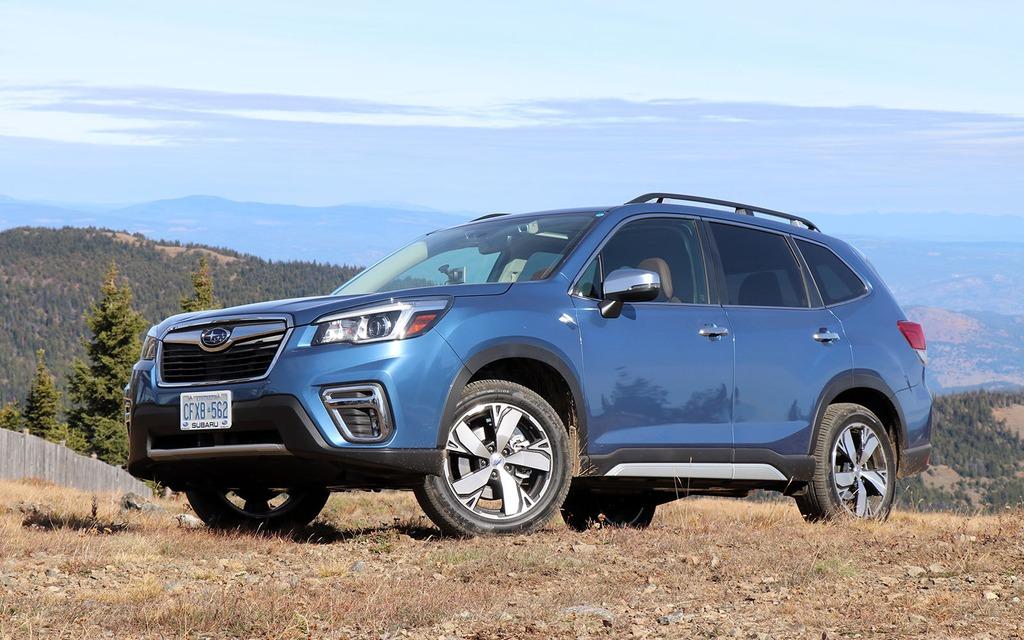 Subaru Forester 2019 : la faute de l'Oncle Sam 350252_Subaru_Forester_2019_la_faute_de_l_Oncle_Sam