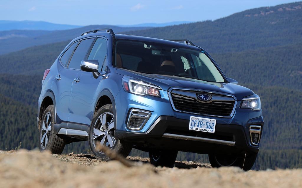 Subaru Forester 2019 : la faute de l'Oncle Sam 350255_Subaru_Forester_2019_la_faute_de_l_Oncle_Sam