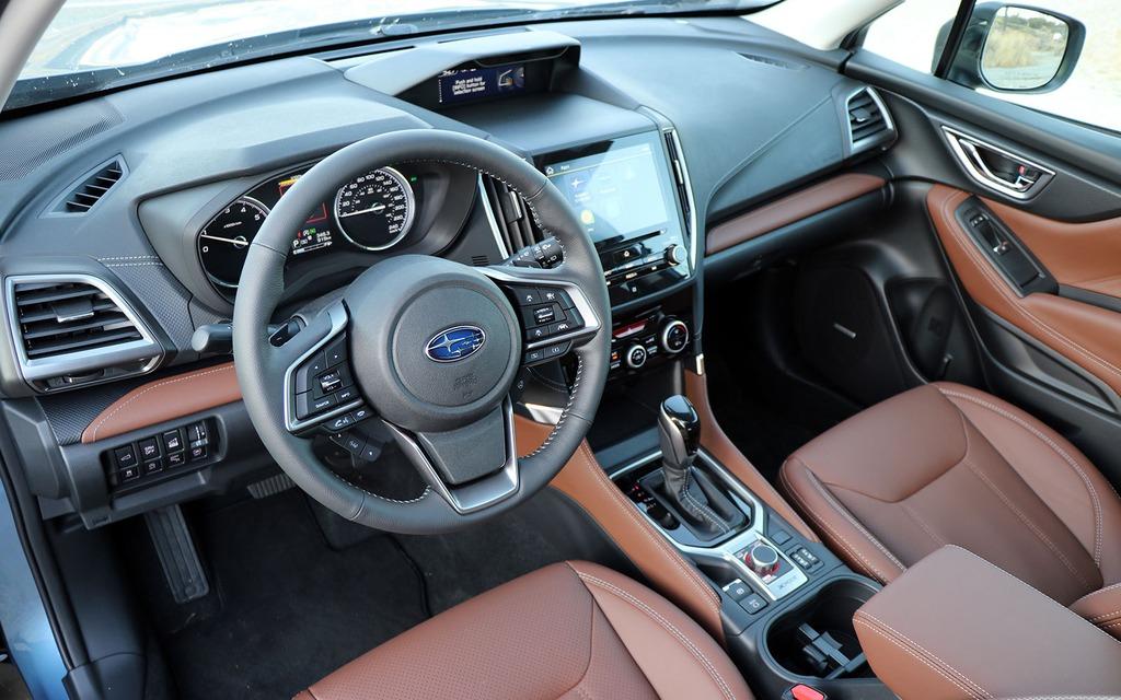Subaru Forester 2019 : la faute de l'Oncle Sam 350256_Subaru_Forester_2019_la_faute_de_l_Oncle_Sam