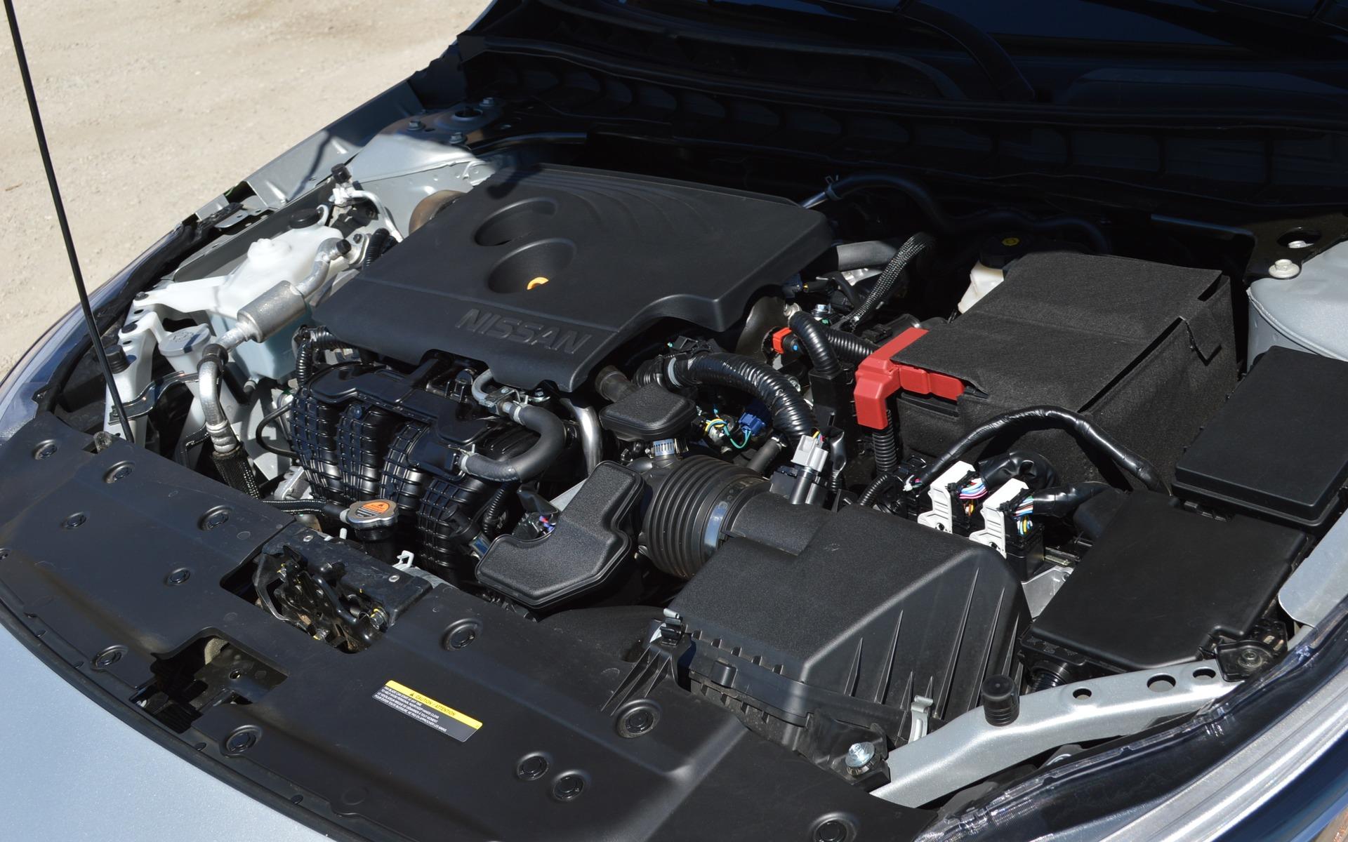 Nissan Altima 2019: enfin un moyen de se distinguer 350271_2019_Nissan_Altima