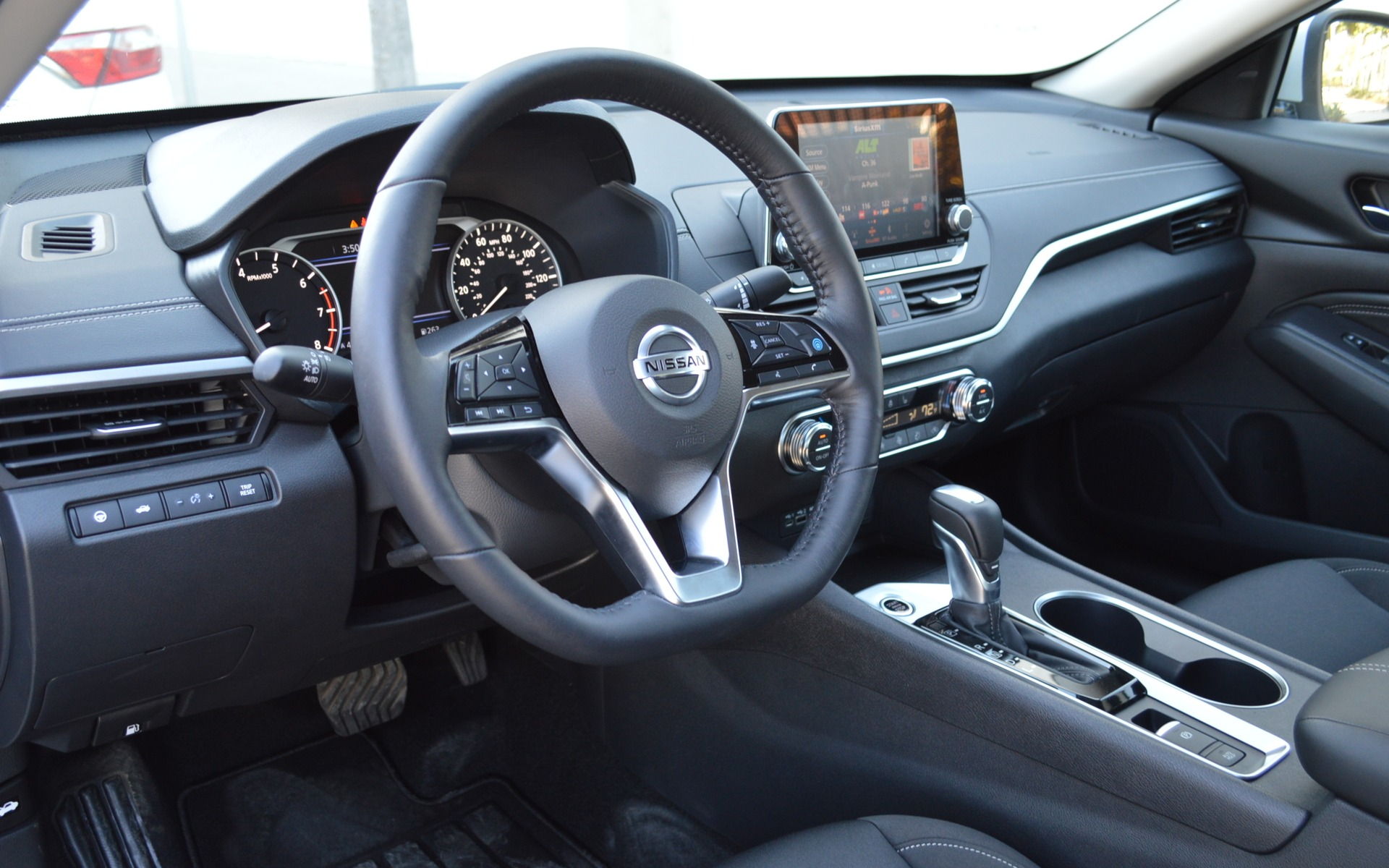Nissan Altima 2019: enfin un moyen de se distinguer 350273_2019_Nissan_Altima