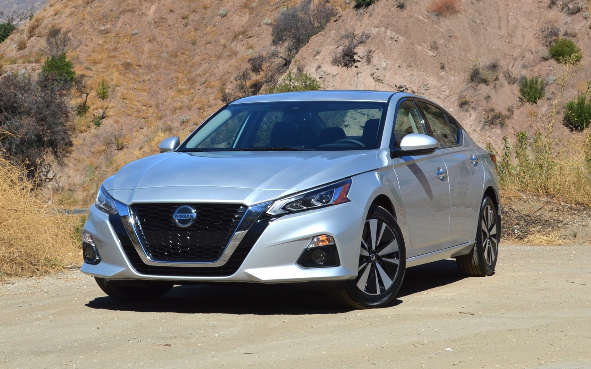 2019 Nissan Altima: Finally Standing Out